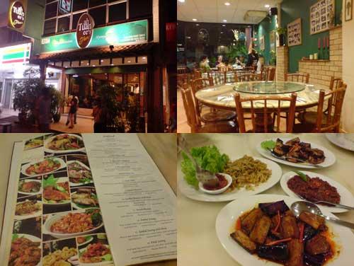 Ah Tuan Ee's Place, nyona food