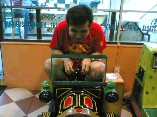 Klang Chow Ah Beng