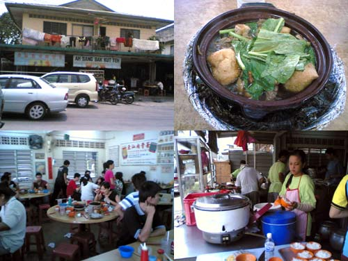 Ah Sang Bak Kut Teh at Sungei Way PJ