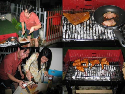 BBQ at KY