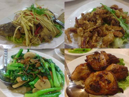 Restaurant Bibichik, Nyonya food, SS2