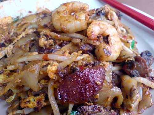 Char Kueh Teow at PJ State