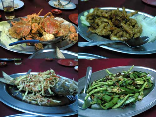 City Star Seafood Restaurant at PJ near Dataran Prima