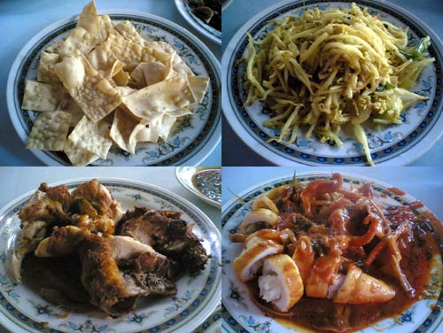 Curry Fish Head at Kampung Atap, Kuala Lumpur