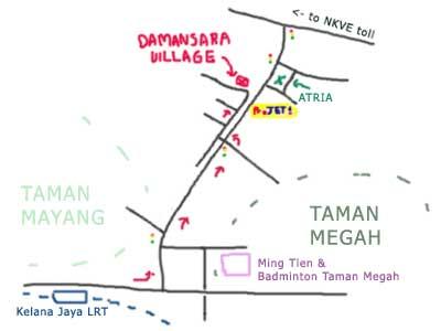 Damansara Village Steamboat (pulau ketam style)