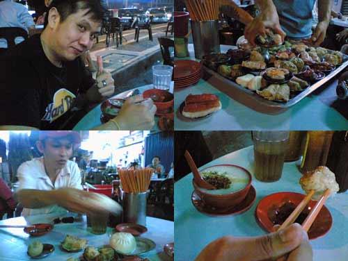 Dim Sum at Jalan Ipoh with Galvin and Faggot