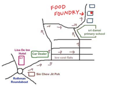 Food Foundry at Petaling Jaya