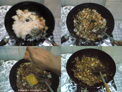 KY excellent fried rice