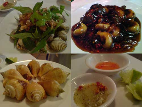 Hong Hai Restaurant at Ho Chi Minh City, Vietnam