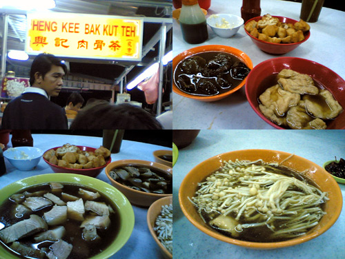 Heng Kee Bak Kut Teh at PJ Old Town