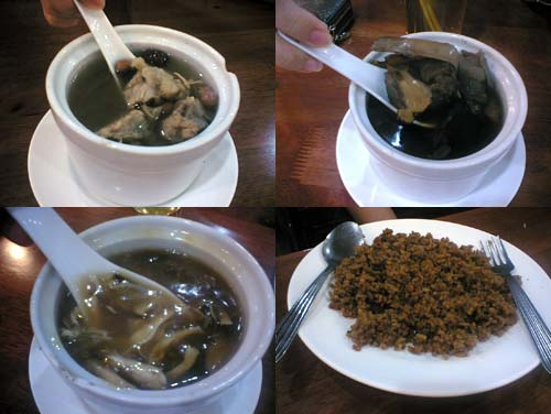 Friendship Herbal Soup Restaurant at SS2 - 捕一宝