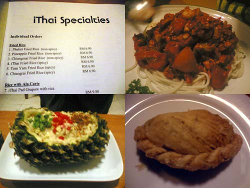 iThai Thai and Pasta Restaurant, Damansara Jaya, PJ