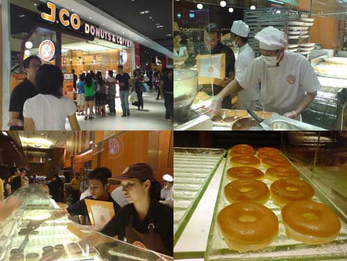 J.CO Donuts at Pavilion KL