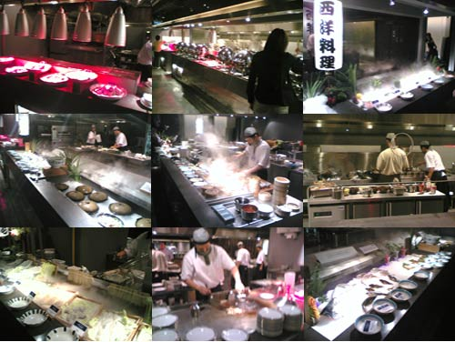 Jogoya Japanese Buffet at StarHill KL