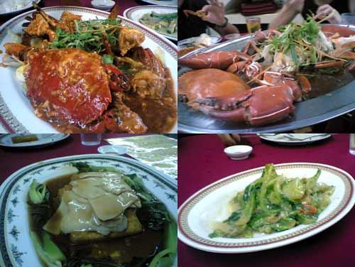 30 varieties, kepong crab
