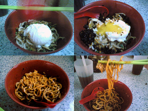 Kin Kin Chili Pan Mee at Jalan Dewan Sultan Sulaiman