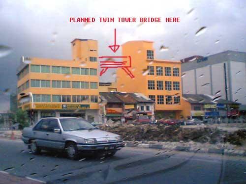 Twin Towers at Klang