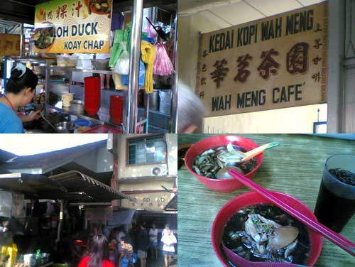 Koay Chap at Air Itam, Penang