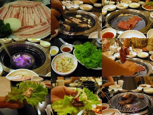 Dae Jang Gum Korean BBQ at Puchong