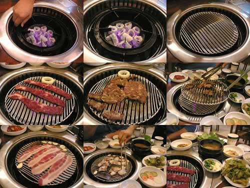 Woo Ga Chon Korean BBQ at Ampang