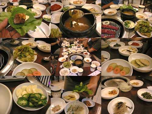 Woo Ga Chon Ampang Korean BBQ restaurant