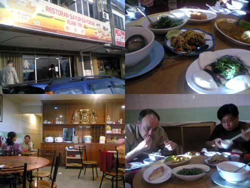Kuan Yin Vegetarian Restaurant, PJ Seksyen 17