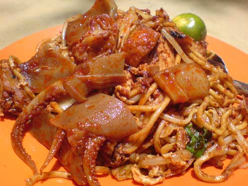 Mee Goreng at Restaurant New Yew Sang, Petaling Jaya SS4