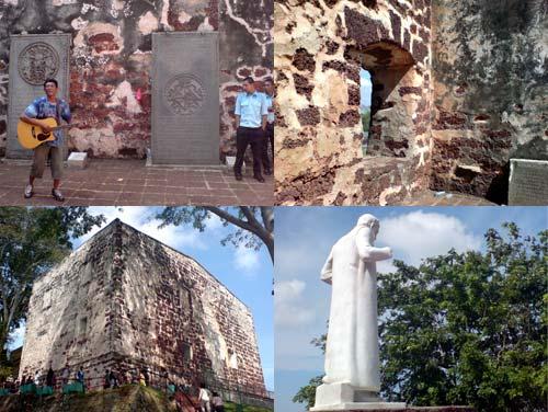 Melaka Trip, St Paul's Church