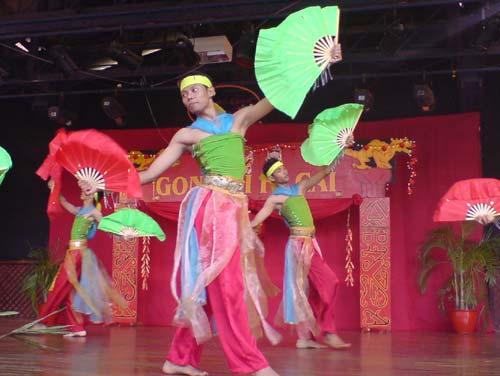 Melaka Trip, Mini Malaysia show