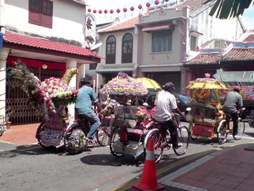 Melaka Trip, Jonker Street, Jalan Hang Jebat