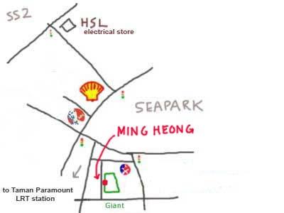 Ming Heong at Taman Paramount