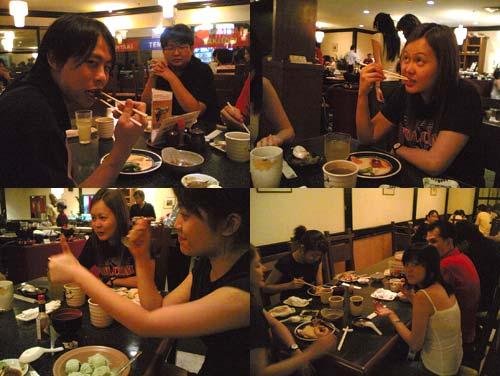 Momo Japanese restaurant at Bandar Utama Centerpoint