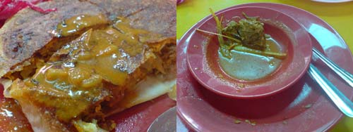 Murtabak at Menara Public Bank