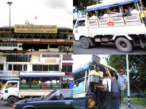 Yangoon, Myanmar