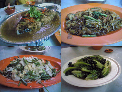 Ong Lai Steamed Fish at Jalan Raja Laut