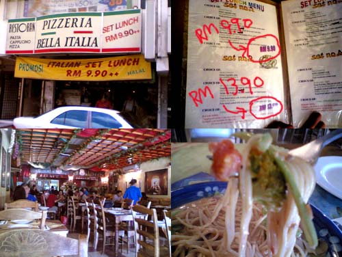 Pizzeria Italian Restaurant at SS2