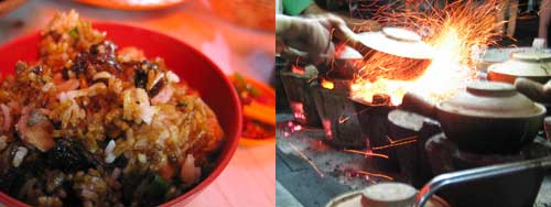 Hong Kee Clay Pot Chicken Rice at Petaling Street