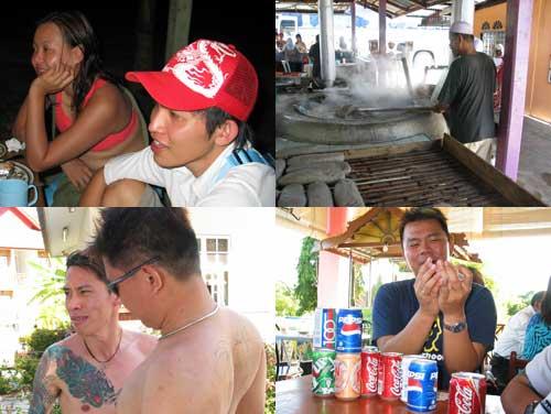 Pulau Redang vacation
