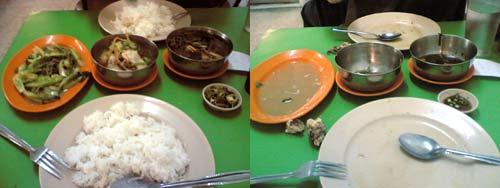 Resturant Sweet Home, Wisma Sentral near KLCC