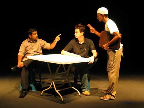 Rojak! shorts and monologues