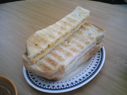 Roti Bakar at PJ state