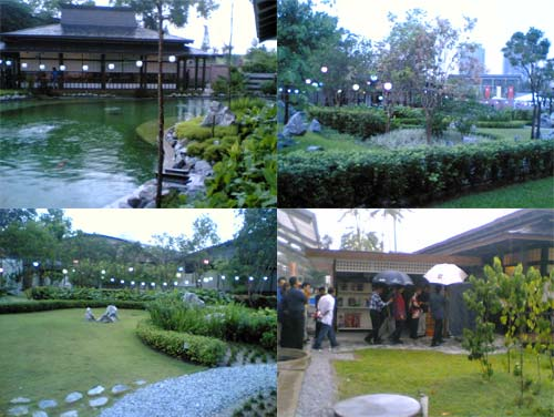 Sentul Park Koi Center