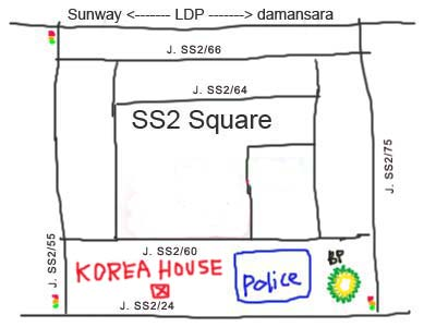 SS2 Korean House