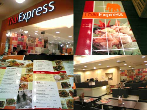 KYspeaks | KY eats – Thai Express at The Curve