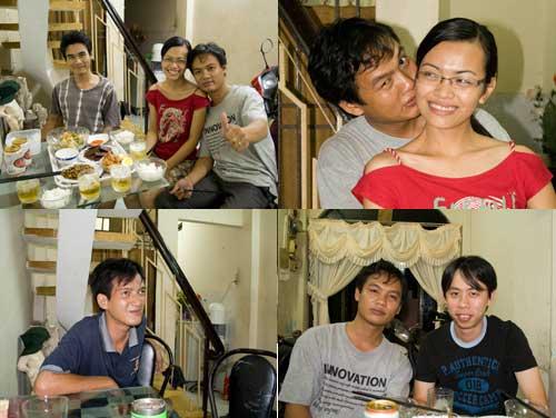 trinh's house