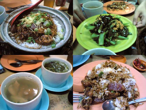 Veng Soon Clay Pot Chicken Rice at Petaling Jaya Old Town