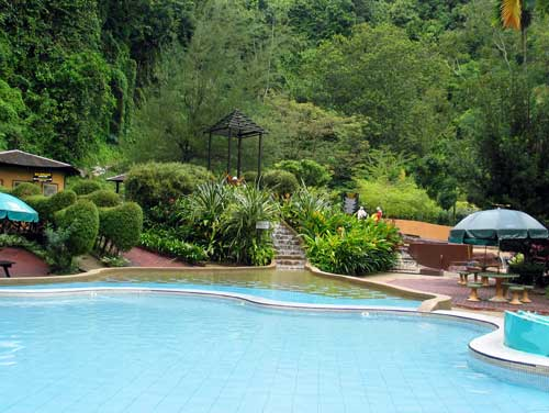 Penang Youth Park, swimming pool