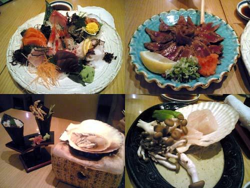 Rakuzen Japanese food, ss15 subang jaya