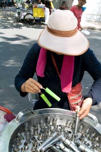 Bangkok Street Food -
