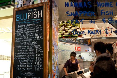 blufish at flinders lane